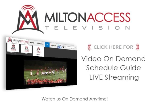 Milton VOD Icon